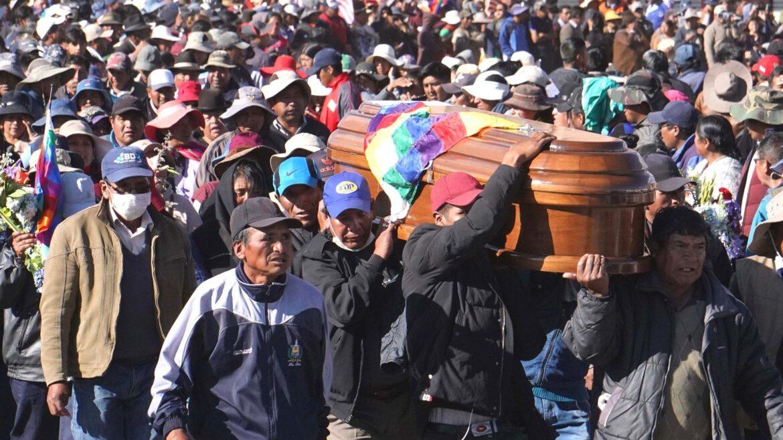 GOBIERNO INICIA PAGO DE AYUDA HUMANITARIA A 11 FAMILIAS DE FALLECIDOS EN CONFLICTOS DE SENKATA Y SACABA