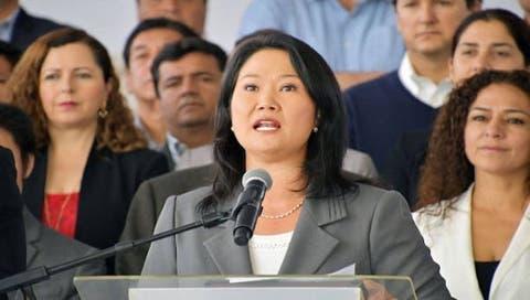KEIKO FUJIMORI: LA PRISIÓN POLÍTICA Y EL MALTRATO A AÑEZ SON UN ATENTADO CONTRA LA DEMOCRACIA