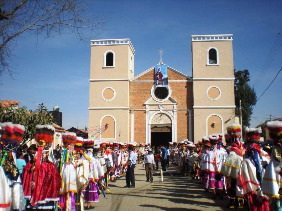 MEMORIA HISTÓRICA DE LA FIESTA DE SAN LORENZO Y LOS CHUNCHOS