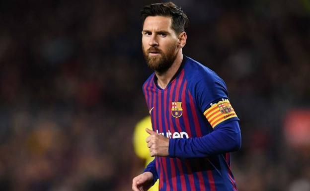 LEO MESSI NO SEGUIRA EN EL BARCELONA, LO CONFIRMO EL CLUB ESPAÑOL