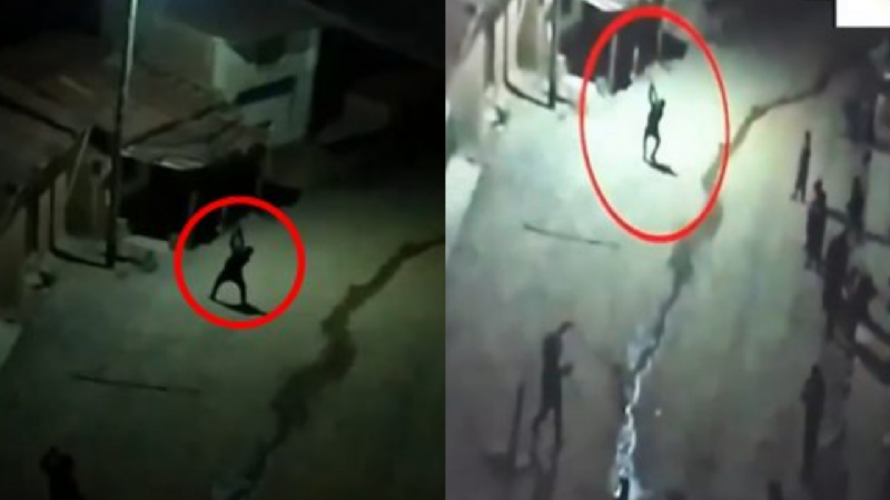 DEL CASTILLO USO UN VIDEO PASADO PARA EXPLICAR LA MUERTE DE UN POLICIA EN LOS YUNGAS